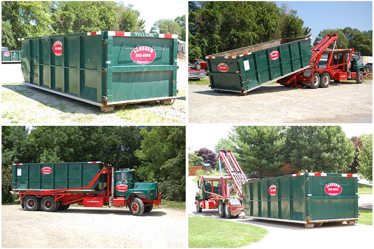Junk Dumpster Rental For Your Quad Cities Location Get
